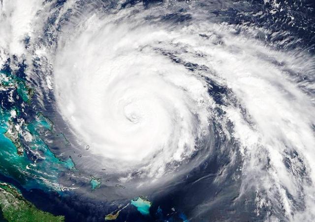 """У США насувається ураган """"Ганна"""""""