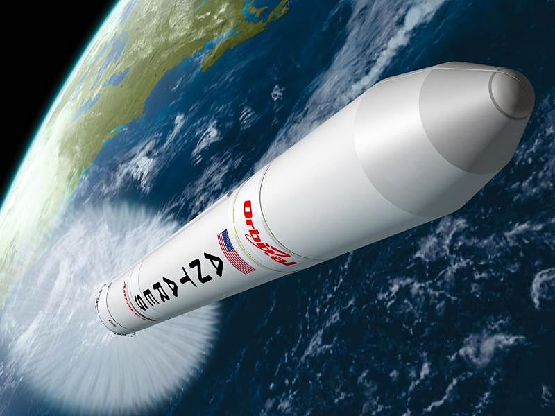 У США українські інженери запустять ракету Antares
