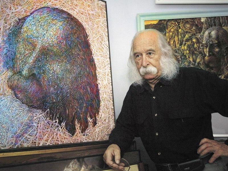 У США картину українського художника продали за 56 тисяч доларів (ФОТО)