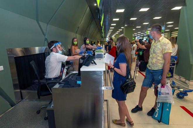 В Україні почали брати збір за виліт пасажирів