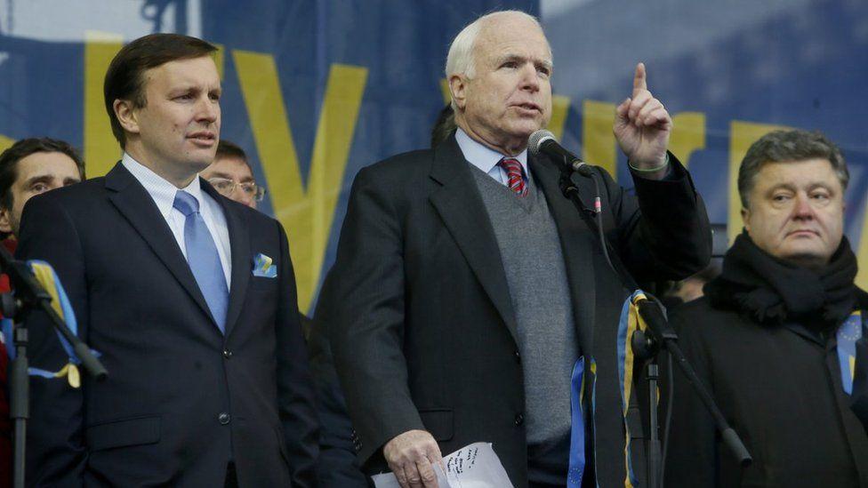 В Україні назвали вулицю на честь американського сенатора