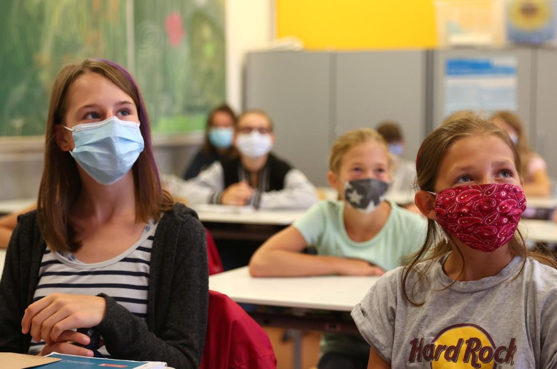 В Україні перший урок для школярів буде присвячений коронавірусу