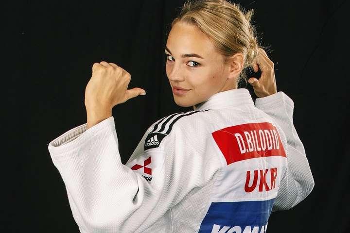 Вийшов фільм про українку- наймолодшу дворазову чемпіонку світу в історії дзюдо (Відео)