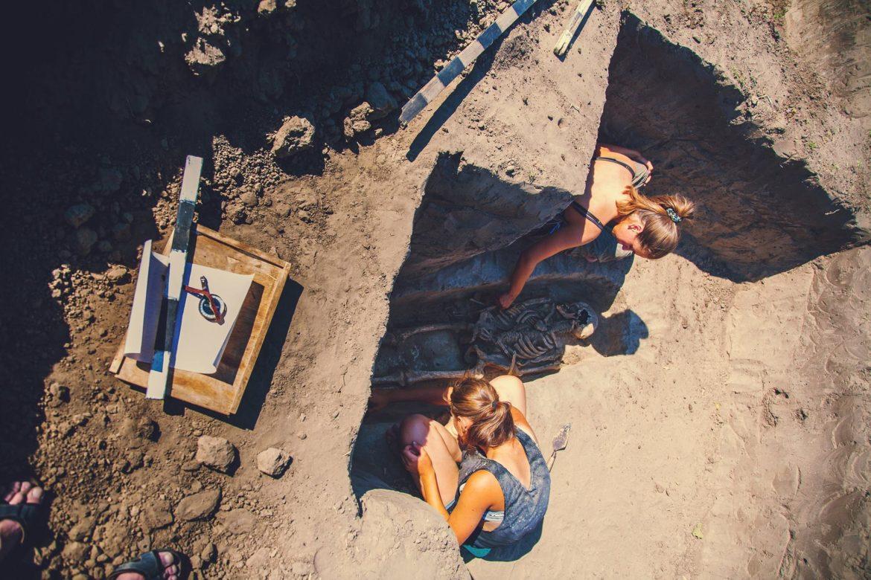 В Україні на кургані розкопали сенсаційну знахідку, яка змінити історію