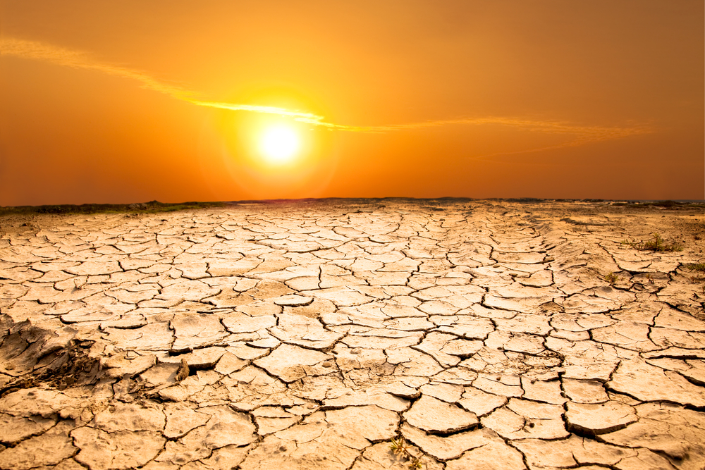 Побито 100-річний рекорд: в США зафіксували найвищу температуру на Землі