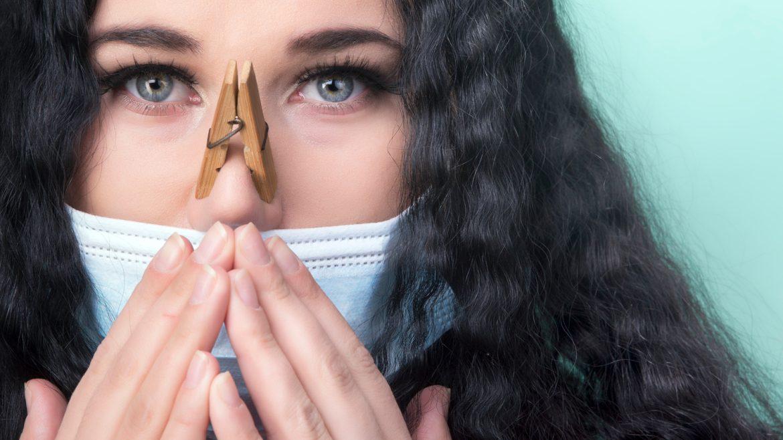 Тестування людей на відчуття запаху і смаку може допомогти при виявленні COVID-19