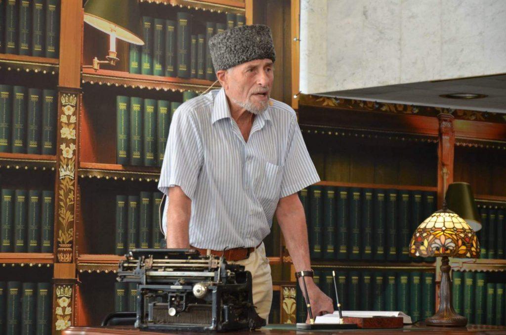 Стартував збір коштів на аудіокнигу про історію кримських татар