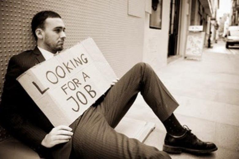 В Україні на одне робоче місце претендують 8 безробітних