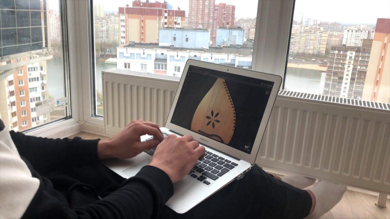 В Америці українці створили онлайн-платформу «Bandura Hangouts» для навчання і спілкування бандуристів