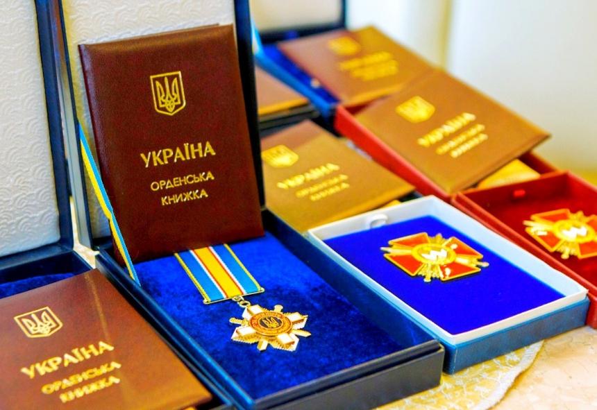 Зеленський відзначив державними нагородами іноземців