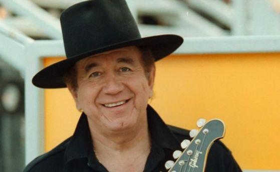 В США від коронавірусу помер відомий співак