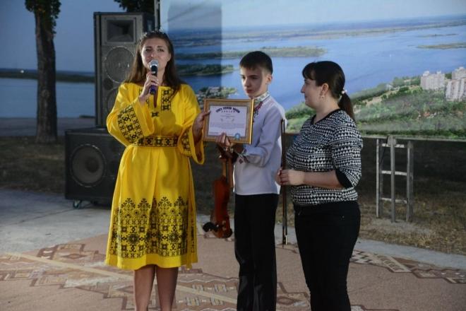 12-річний українець опанував 10 музичних інструментів і попав у книгу рекордів