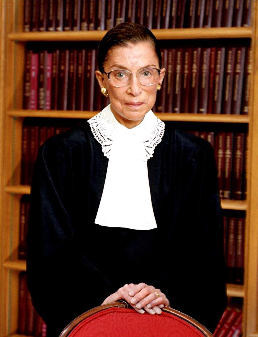 Одна з дев'яти суддів Верховного суду США мала українське коріння (Фото)