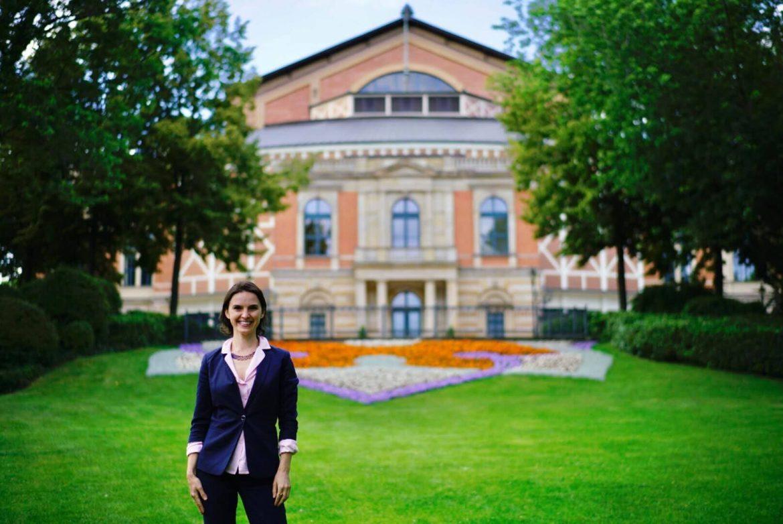 Українка стане першою в історії жінкою-диригентом на престижному Байройтському фестивалі в Німеччині