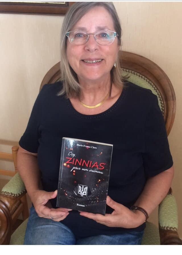 Французька письменниця українського походження написала книгу про емігрантів ХХ століття
