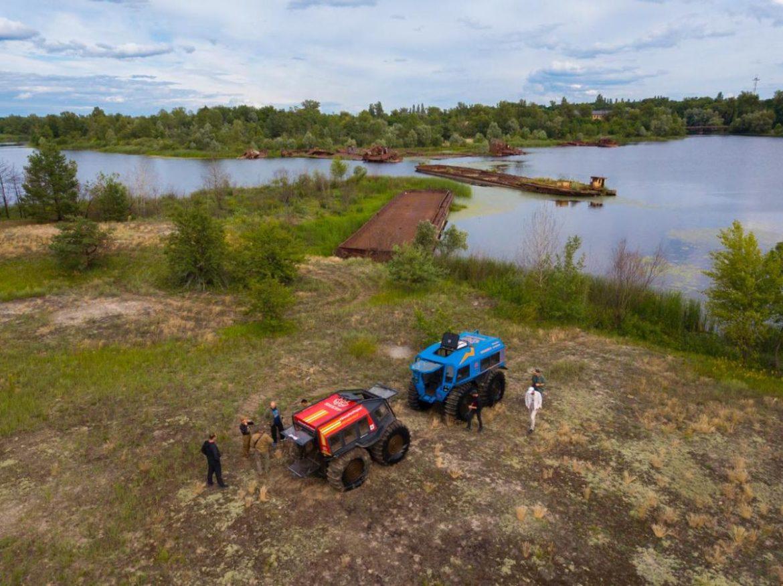 У Чорнобильській зоні відкрили маршрут для екстремалів (фото)