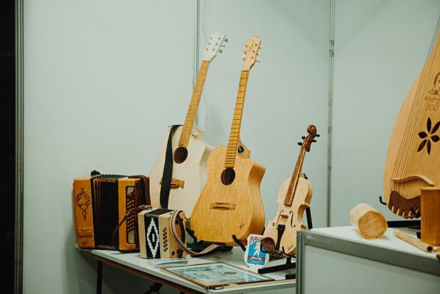 Унікальний український ансамбль музичних інструментів внесено до Книги Рекордів Гіннеса (Фото)