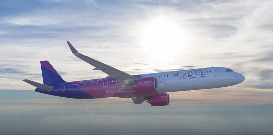 Wizz Air ввів новий збір за надання сусідніх місць у салоні літака