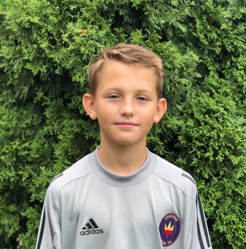 Молодого українця запросили до академії футбольного клубу Chicago Fire
