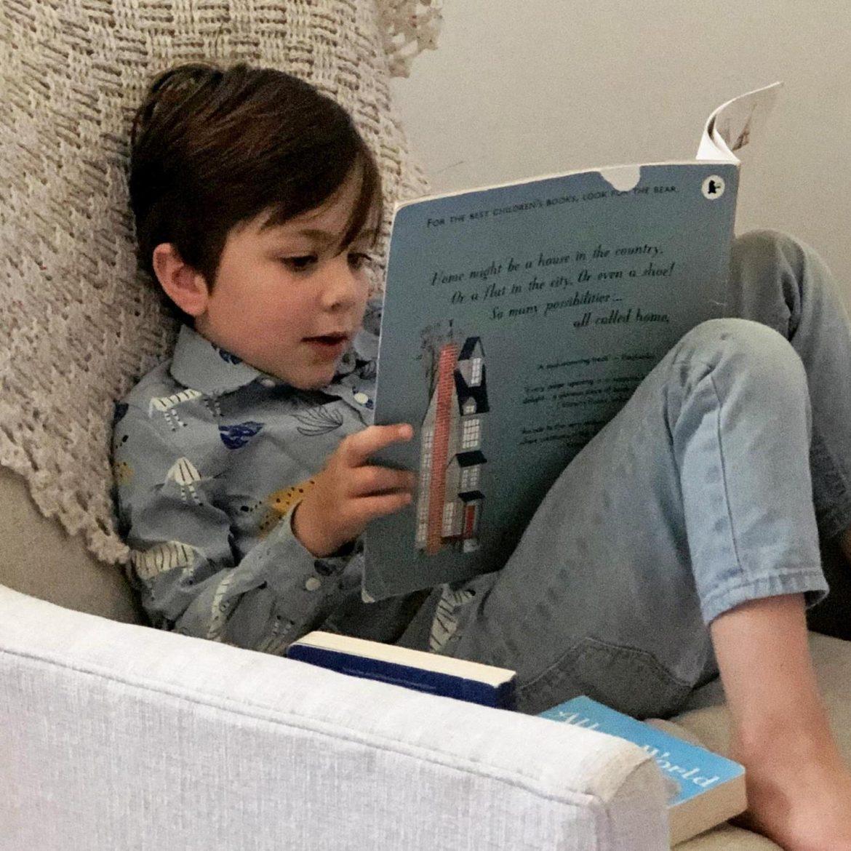 У Британії випустять книжку 4-річного хлопчика