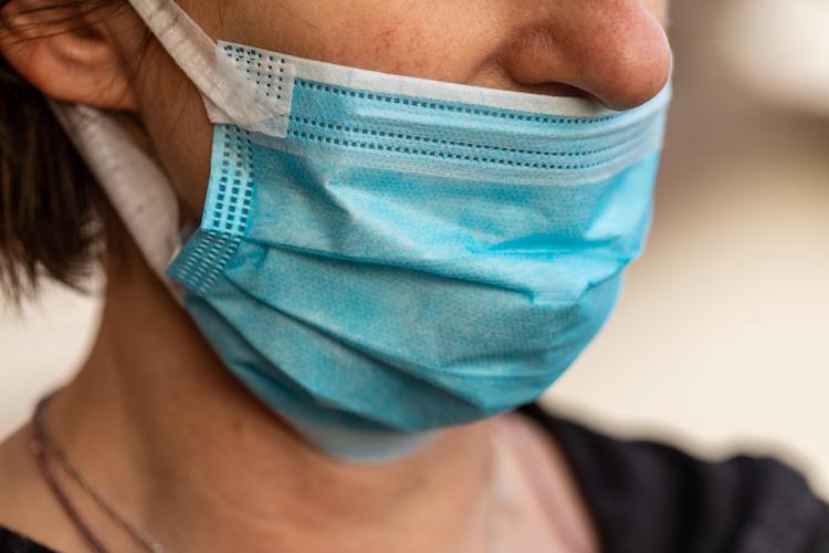 Українців хочуть штрафувати за маски на підборідді