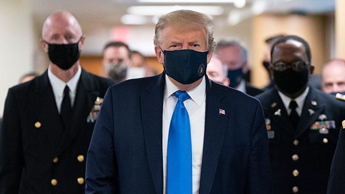 Трампа госпіталізовано із коронавірусом
