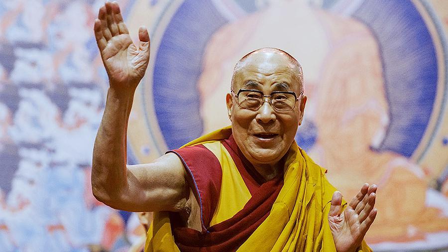 Далай-лама поспілкувався з українцями в прямому ефірі (Відео)