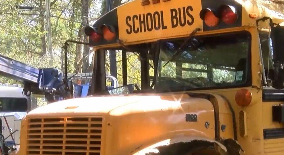 У Луїзіані 11-річний хлопчик викрав шкільний автобус (Відео)