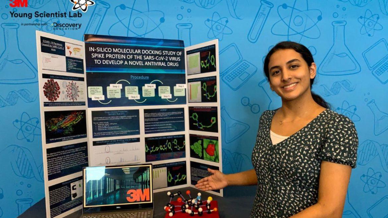 Американська школярка створила винахід, який допоможе у боротьбі з коронавірусом