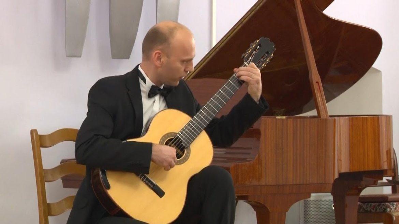 Гітарист-віртуоз українського походження став Послом миру