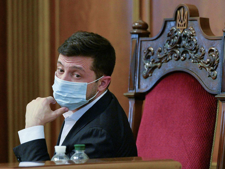 Президент України заразився коронавірусом