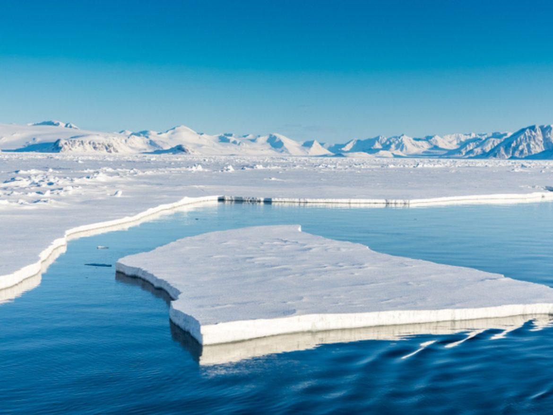 У Арктиці зафіксували температуру на 12 градусів вищу, аніж 30 років тому