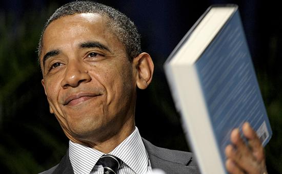 У світі розпочався продаж книжки Барака Обами «Земля обітована»