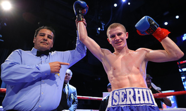 Непереможний український боксер погодився на бій з американцем у Голлівуді
