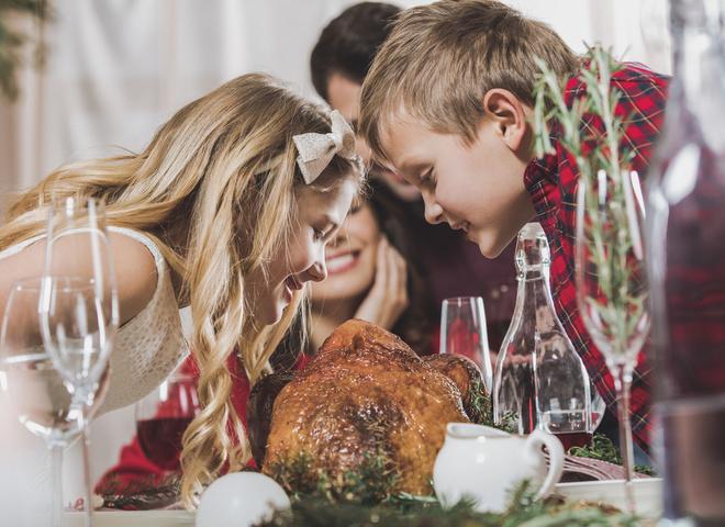 Американці витратили $ 475 на святкування Дня подяки