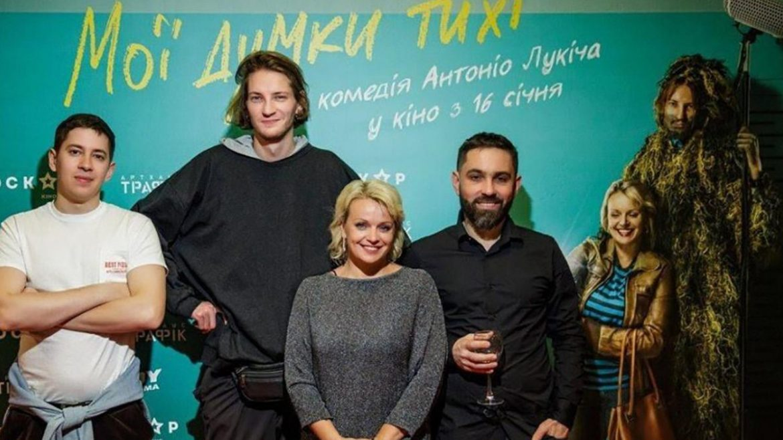 Українська комедія здобула нагороду Discovery Award