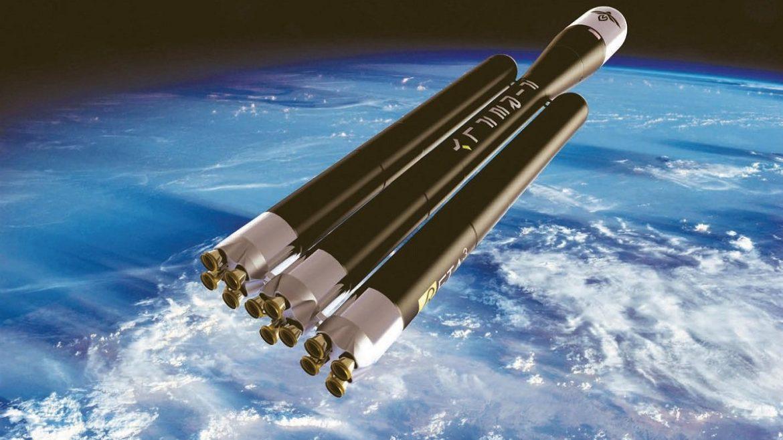 Ракета Alpha запустить у космос малюнки українських дітей