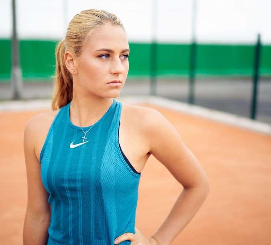 Українська тенісистка вперше потрапила до топ-100 світового рейтингу