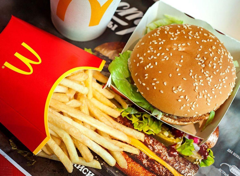 McDonald's вироблятиме бургери з рослинного м'яса
