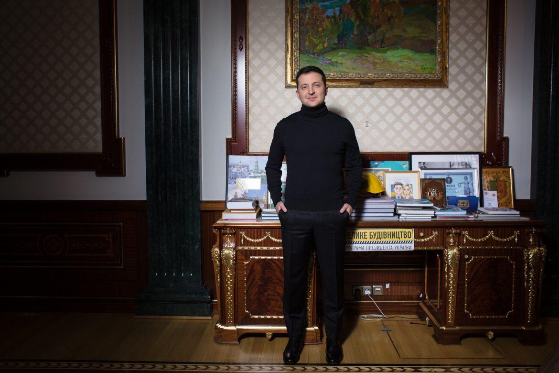 Президент України розповів американським ЗМІ, що хоче побудувати Діснейленд