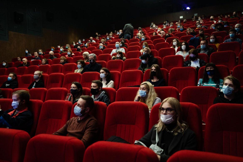 Український фільм  вийшов у прокат у США