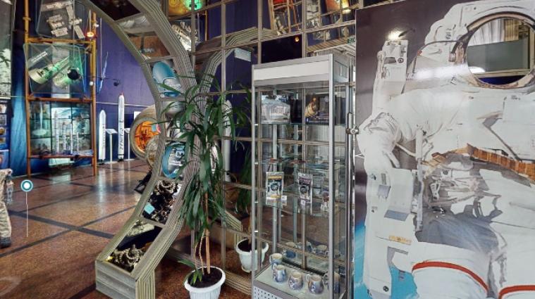 Український музей космонавтики запрошує у віртуальний 3D-тур