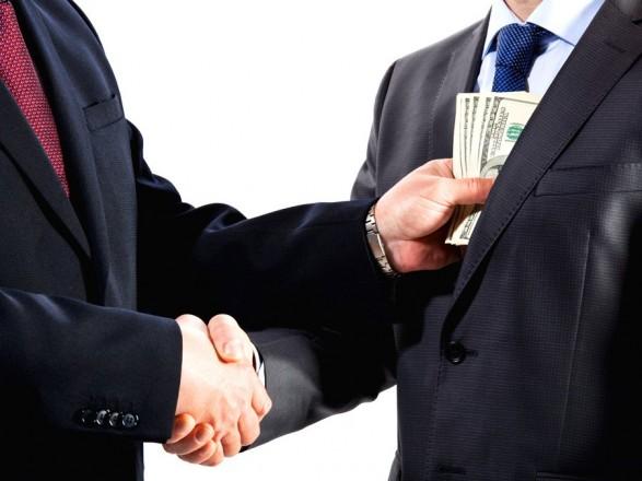 Україна посіла 117 місце за рівнем сприйняття корупції