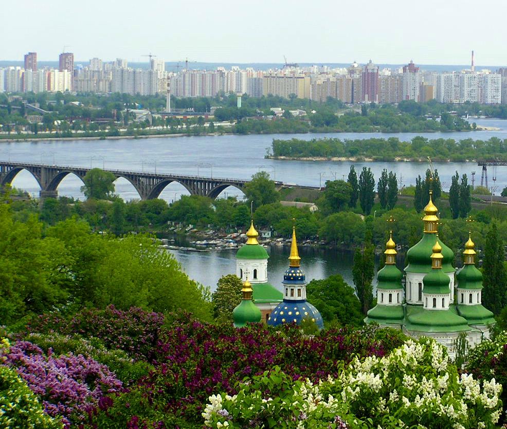 Столиця України потрапила у рейтинг найзеленіших міст світу