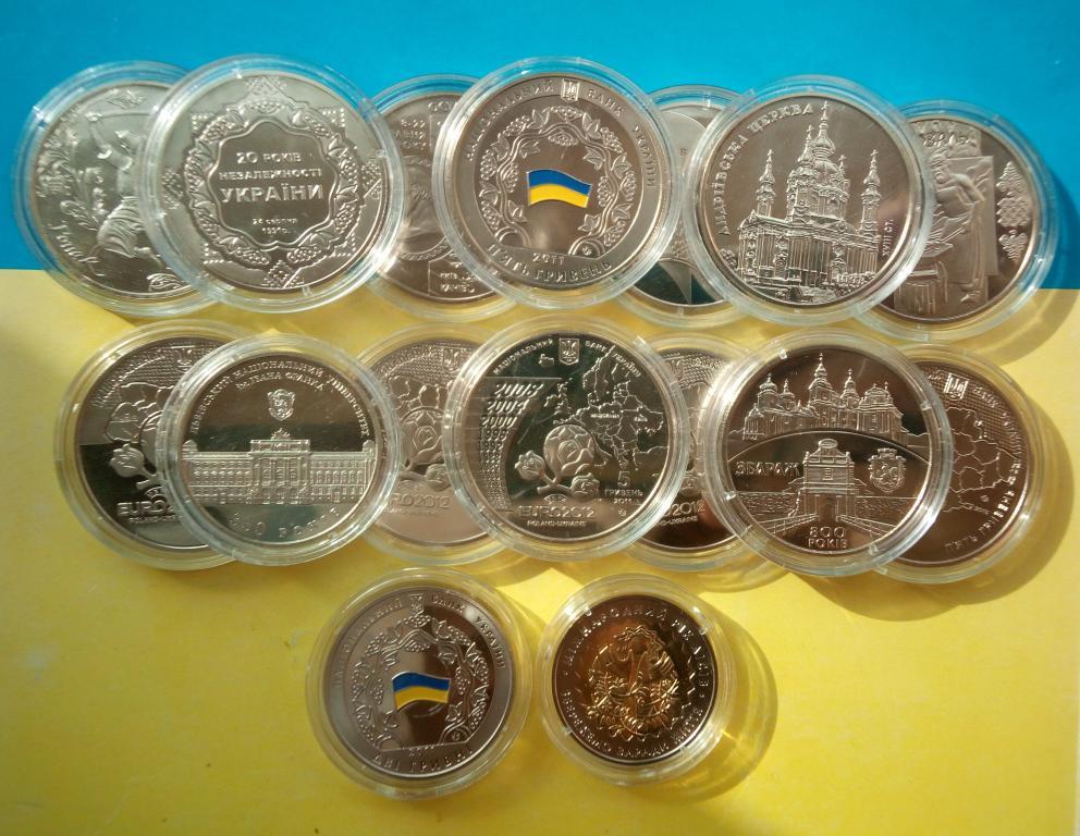 В Україні запустили інтернет-магазин із продажу пам'ятних монет