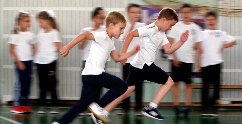 Більше половини українських школярів мають недостатній рівень фізичної підготовленості