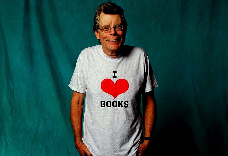 Стівен Кінг пожертвував учням початкової школи 6,5 тисяч доларів на видання книжки