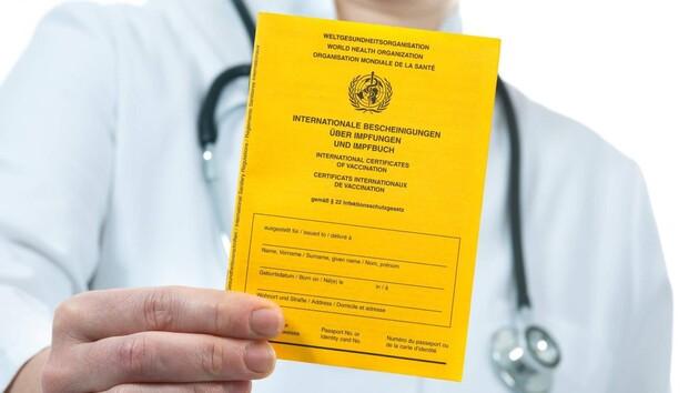 У Білому домі розробляють проект паспортів вакцинації