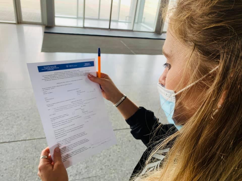 Негативний ПЛР-тест стане обов'язковим для в'їзду в Україну
