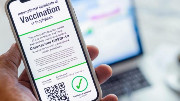 Влітку з'явиться сертифікат здоров'я єдиний для громадян країн ЄС
